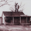 During the 1930s and 1940s a private structure stood on the foundation of Dunker Church; it served as a lunch stand.