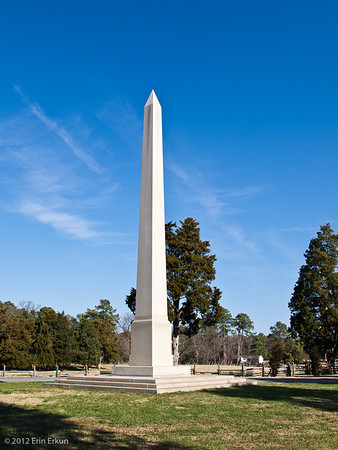 George Washington's Birthplace<br>(Jan 2012)