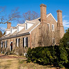 As no documentation could be found to show what the mansion looked like before it burned down, the Memorial House was built in a style that represents a typical upper-class colonial house.
