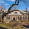 In some ways, the Memorial House is reminiscent of Gunston Hall, the home of George Mason, one of the architects of the nation's Bill of Rights.