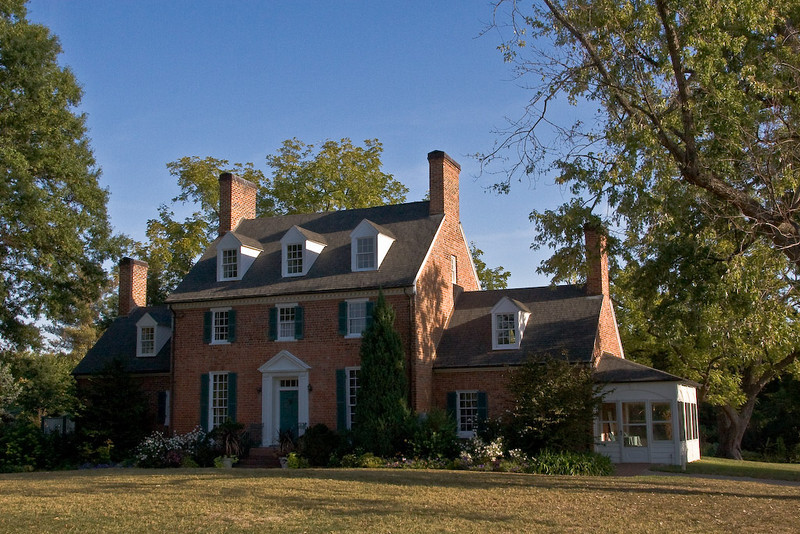 The Straight residence was home to the family that donated Green Spring to the FCPA in 1970.