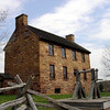 The Stone House was used as a field hospital during the First and Second Manassas battles.