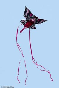 Butterfly Ballerina - Smithsonian Kite Festival on the Mall.