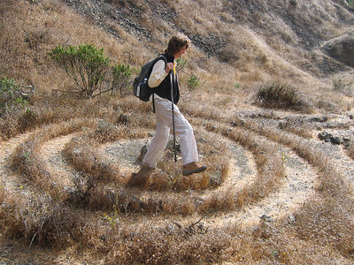 East Bay Labyrinth 2005
