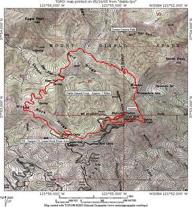 Mount Diablo 2005 #1