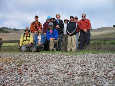 Briones Peak Loop  2006