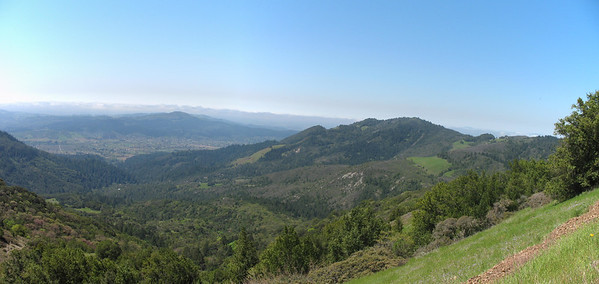 Hood Mt panorama