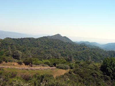Gray Pines Trail panorama