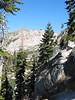 Peak 8925 above Twin Lakes.