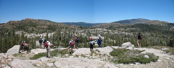 Overlook panorama.