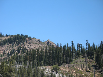Grouse Ridge Lookout.