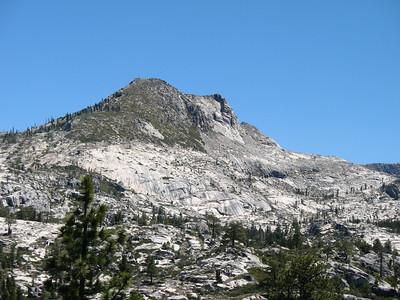 Peak 8925, just north of Twin Lakes.