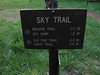 Woodward Trail meets the Sky Trail.