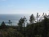 Last views of the ocean on this hike.