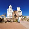 San Xavier del Bac Mission San Xavier District - Santa Cruz Valley, AZ