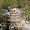 Engineered steps.