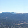 Southwestern panorama from Mount Burdell.