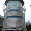 If cooling towers looked like this, would people dislike power plants so much? This is part of the new State heating/cooling plant.