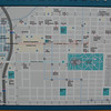 Map of Downtown Sacramento, waterfront.