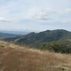 Bennett Mountain, Hood Mountain panorama.