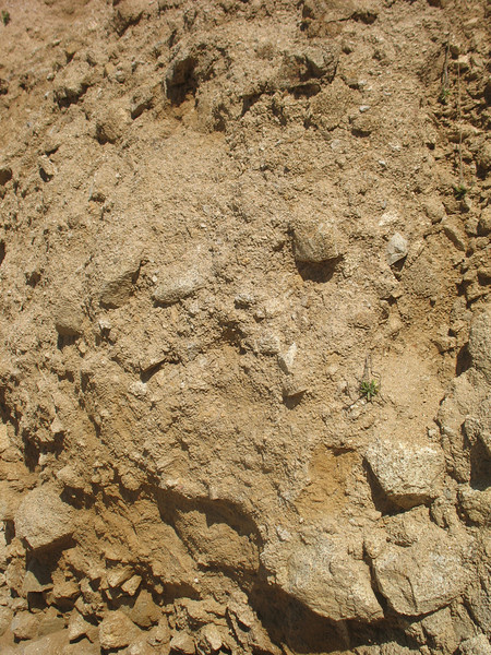 Geologist's paradise.