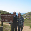 Maria and Melissa at the trailhead.