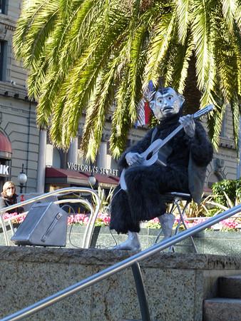 San Francisco NYEE 2012