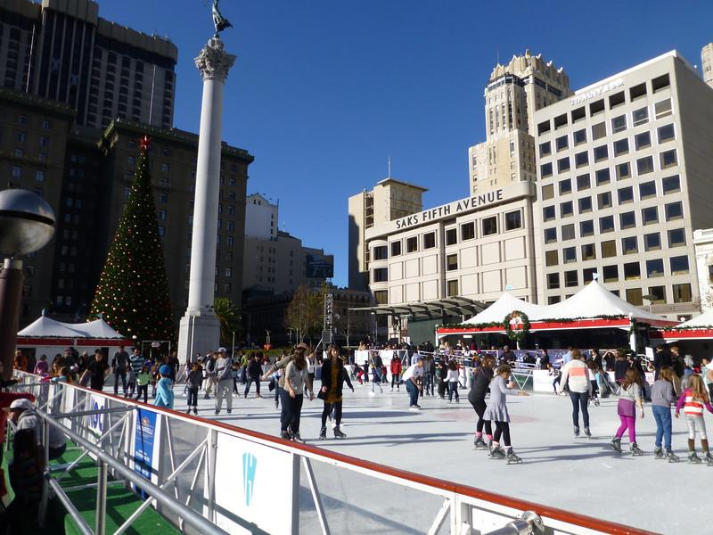 Union Square.