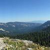 Northern panorama, Blackwood Canyon.