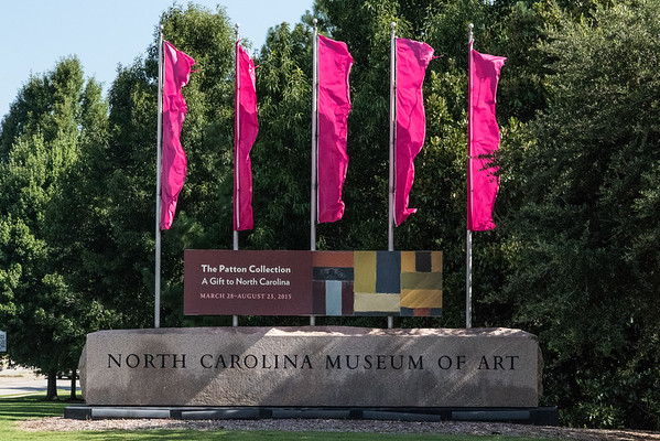 2015 Day Trip - NC Museum of Art