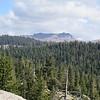 Covered Wagon Peak, from Shot Rock Vista.