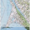 Area map showing Point Reyes National Seashore.