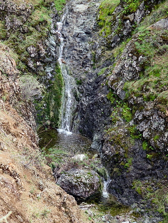 Diablo Falls Trail Loop 2016