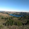 San Pablo Reservoir from Wildcat Peak.