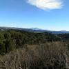 Mount Diablo from Wildcat Peak.