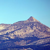 Zoomed in on Pyramid Peak.