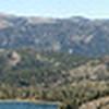 Hawkins Peak panorama from Carson Pass Overlook.
