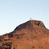 Hawkins Peak summit.