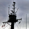 Zoomed in on Polar Star's mast and crow's nest.