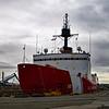 Drydock with USCGC Polar Star icebreaker (WAGB-10).