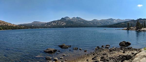Caples Lake Lunch Drive 2018