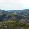 Rodeo Lagoon, Mount Tamalpais panorama from Slacker Hill.