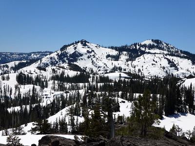 Donner Peak, Mount Judah.