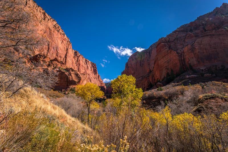 Kolob Canyons 10/25/2016