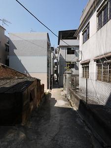 Village backstreets