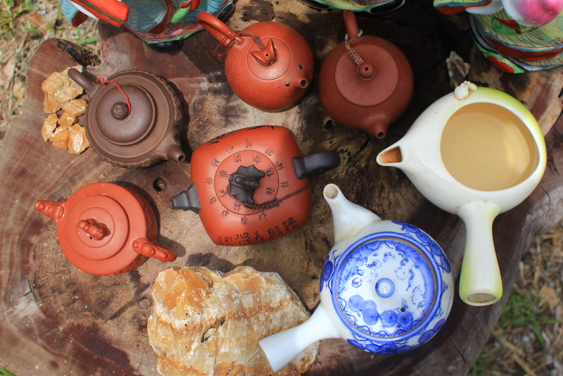 tea-pod collection