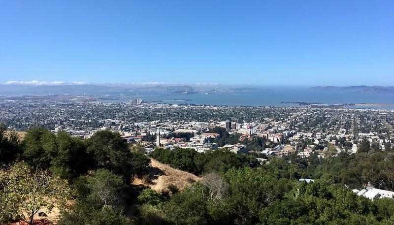 September 10, 2019: Berkeley Univercity