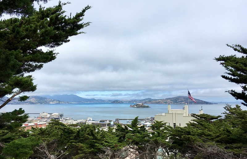 September 5, 2019: Rediscovering Telegraph Hill