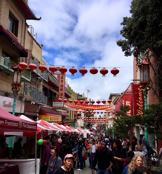 September 7, 2019: San Francisco Chinatown
