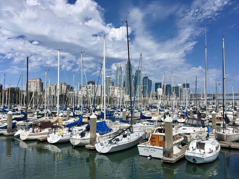 September 4, 2019: South Beach Harbour